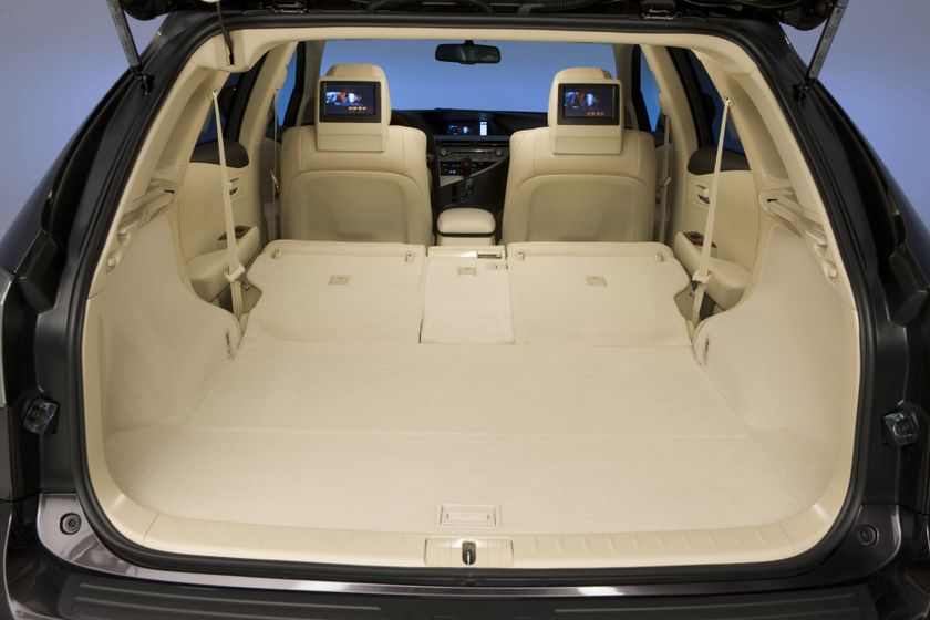 2012 Lexus RX450 55