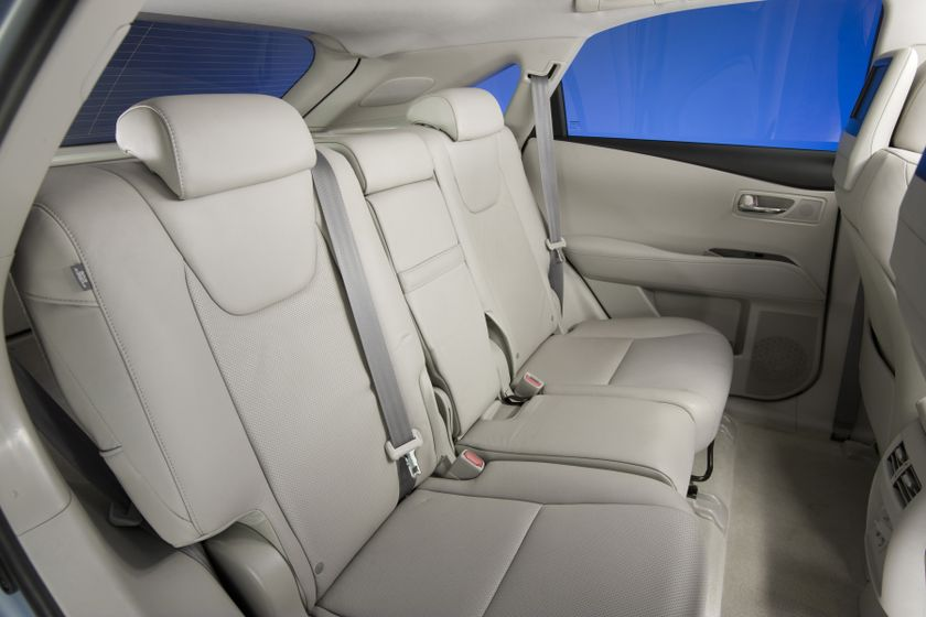 2012 Lexus RX450 52