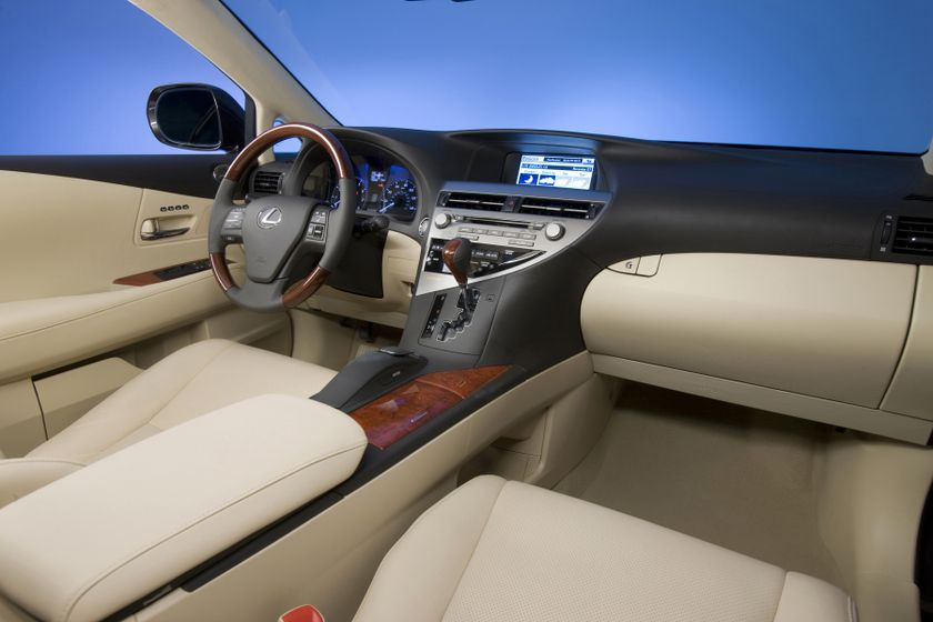 2012 Lexus RX450 50