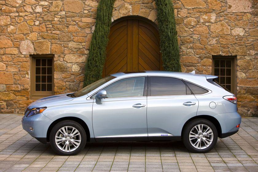 2012 Lexus RX450 45