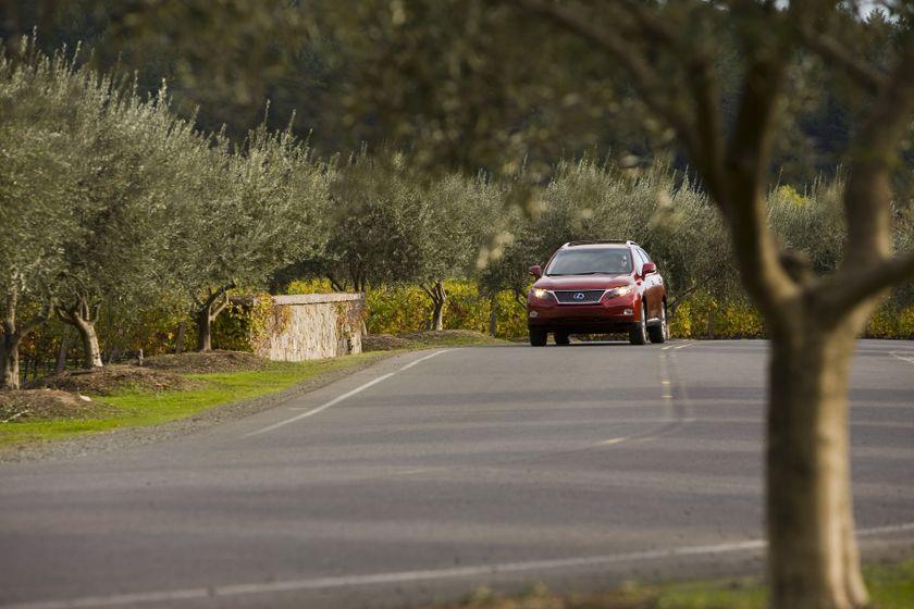 2012 Lexus RX450 31