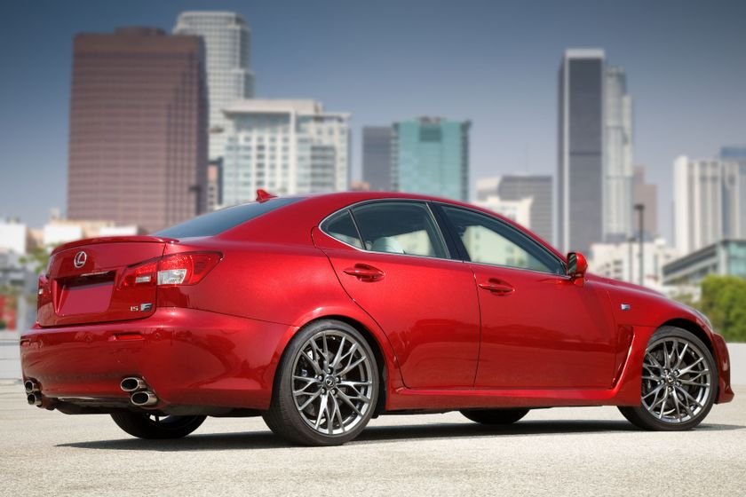 2012 Lexus IS F 07