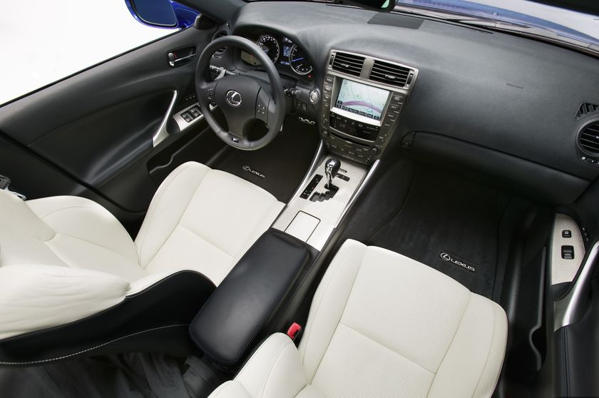2012 Lexus IS F 09
