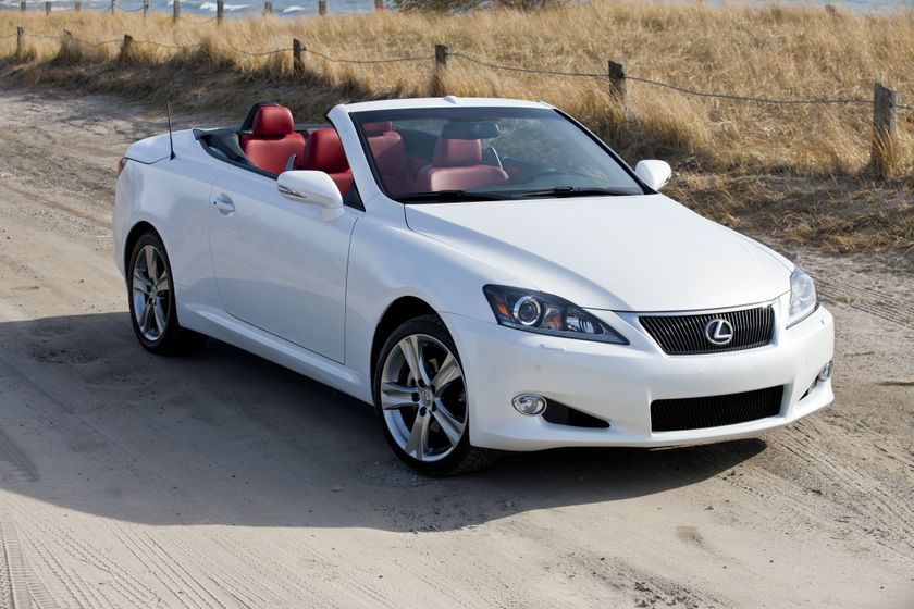 2012 Lexus IS CV Special 06