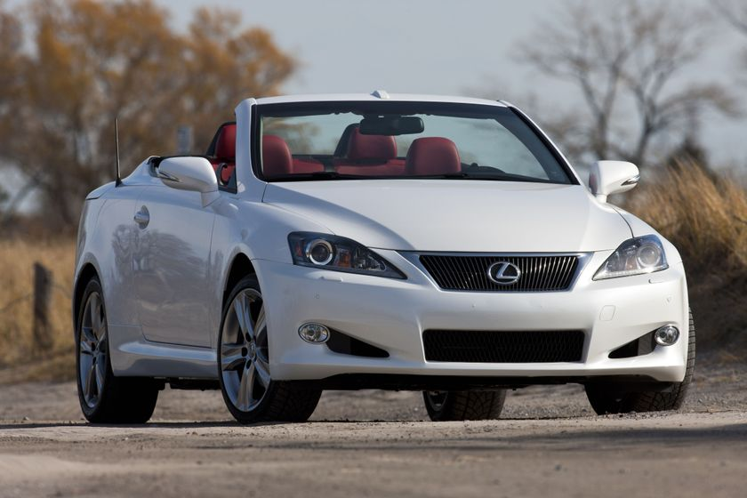 2012 Lexus IS CV Special 12