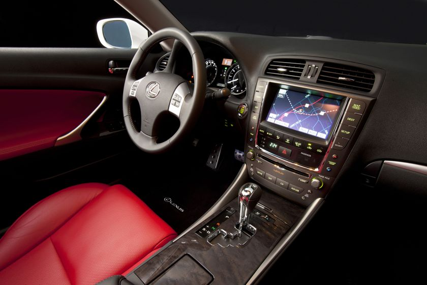 2012 Lexus IS CV Special 20