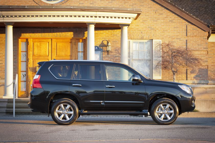 The 2012 Lexus GX 460 Authentic SUV performance meets