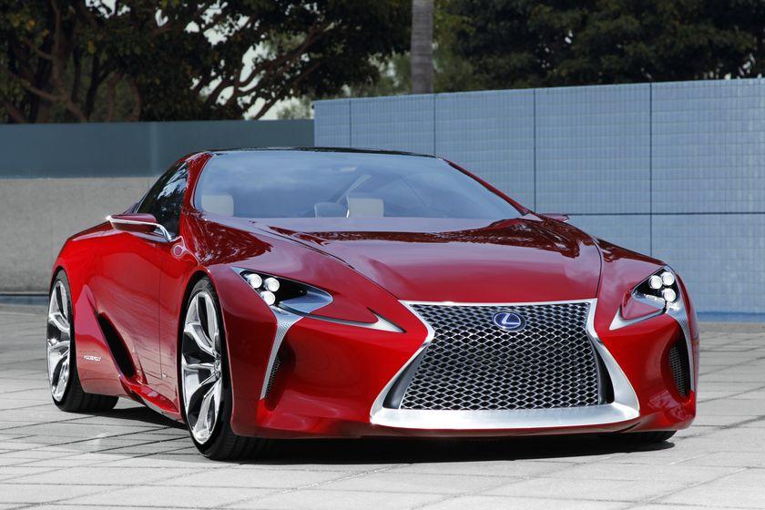 Lexus LFLC Concept 010