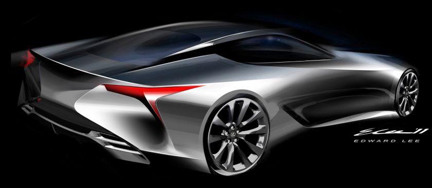 Lexus LFLC Concept 027