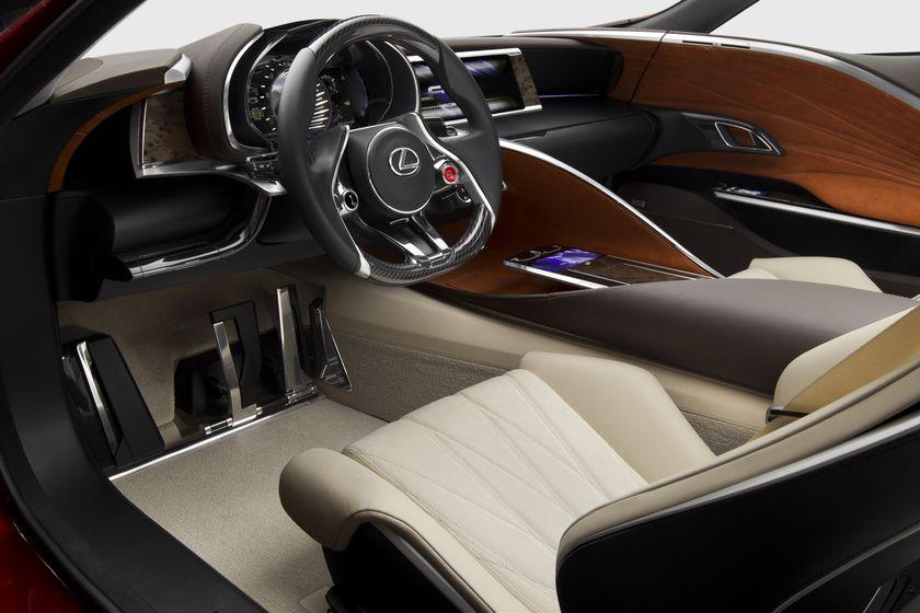 Lexus LFLC Concept 025