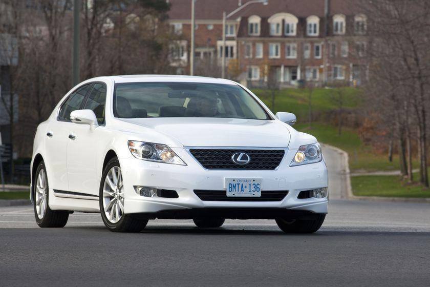 2012 Lexus LS 460S 09