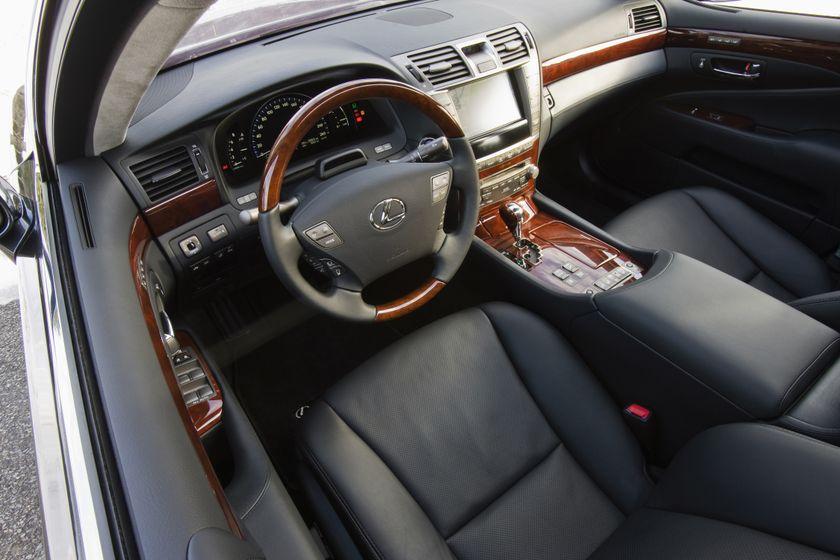 2012 Lexus LS 600h 20