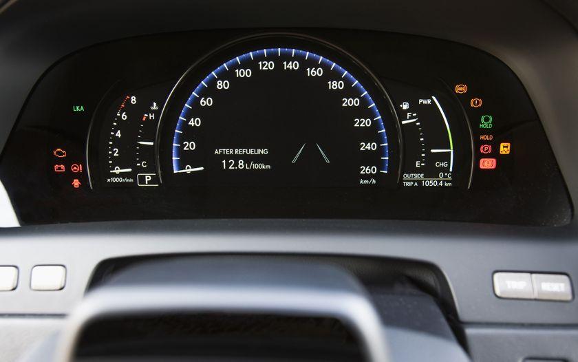2012 Lexus LS 600h 29