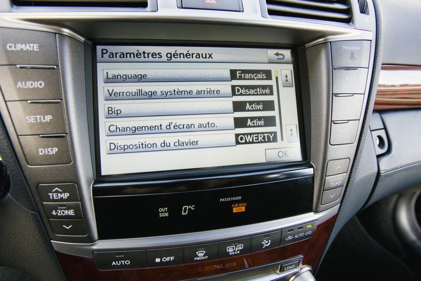 2012 Lexus LS 600h 39