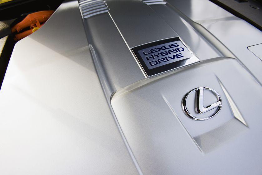 2012 Lexus LS 600h 59