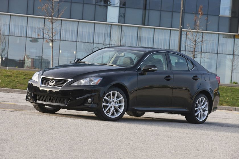 2012 Lexus IS 250 AWD 20