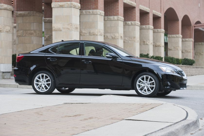 2012 Lexus IS 250 AWD 14
