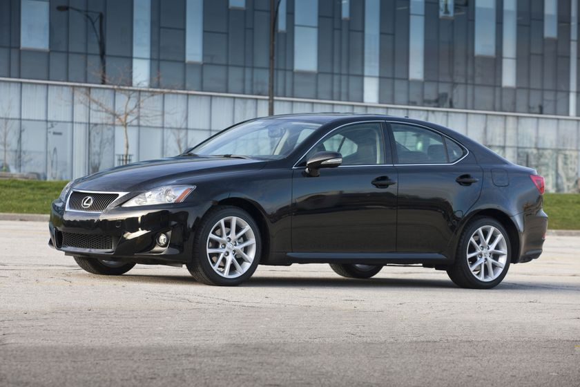 2012 Lexus IS 250 AWD 13