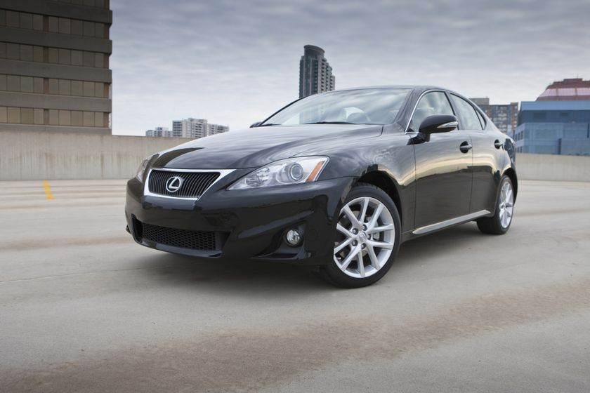 2012 Lexus IS 250 AWD 10