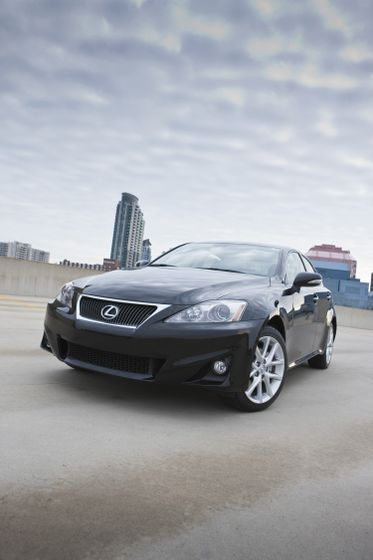 2012 Lexus IS 250 AWD 08