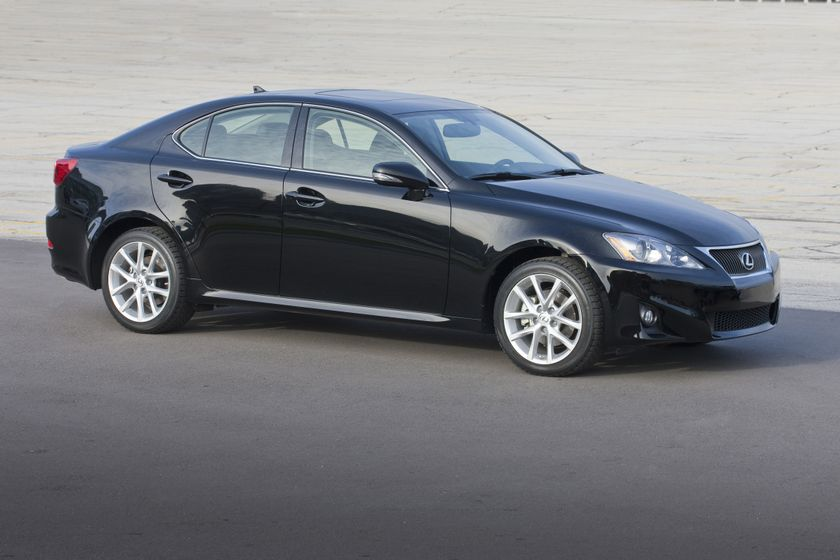2012 Lexus IS 250 AWD 07