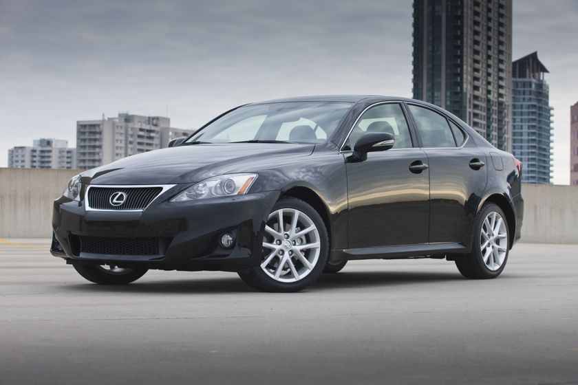 2012 Lexus IS 250 AWD 02