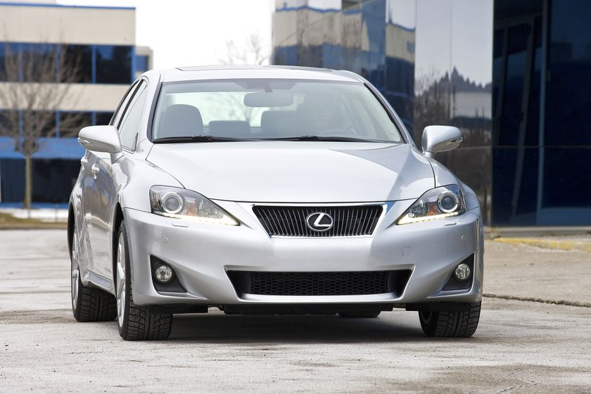 2012 Lexus IS 350 AWD 12