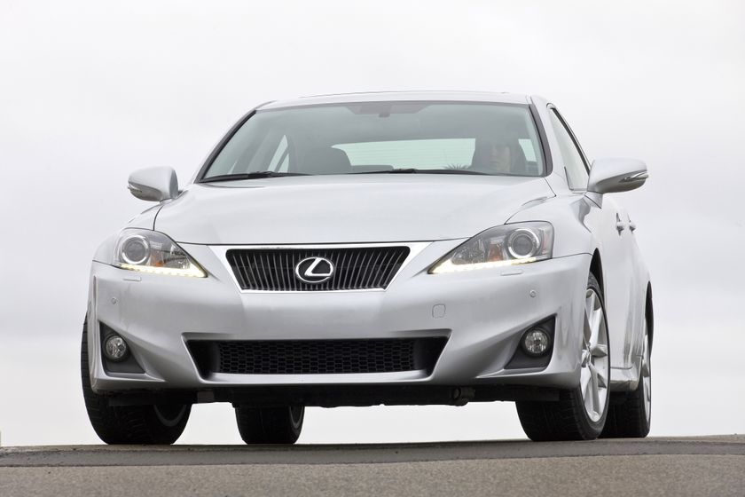 2012 Lexus IS 350 AWD 11