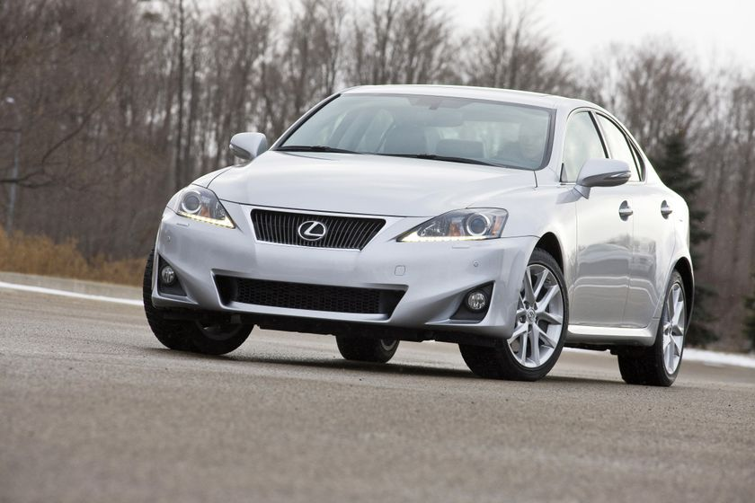 2012 Lexus IS 350 AWD 07