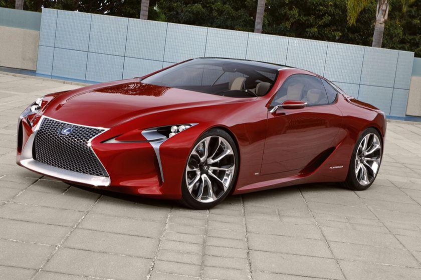 Lexus LF-LC Concept 009
