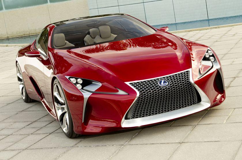 Lexus LF-LC Concept 007
