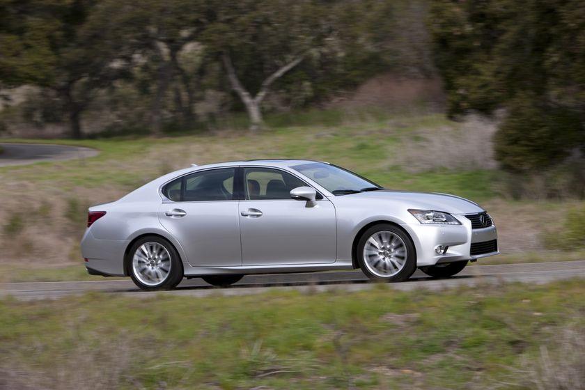 2013 Lexus GS 350 0035