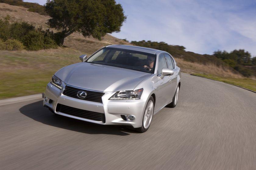 2013 Lexus GS 350 30 001
