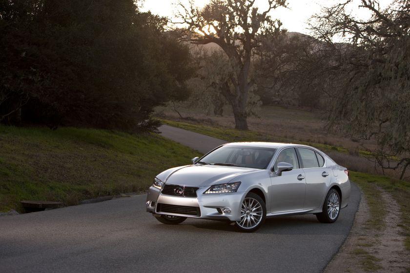 2013 Lexus GS 350 0017