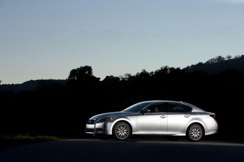 2013 Lexus GS 350 0013