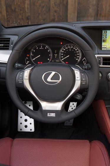 2013 Lexus GS 350 F Sport 47