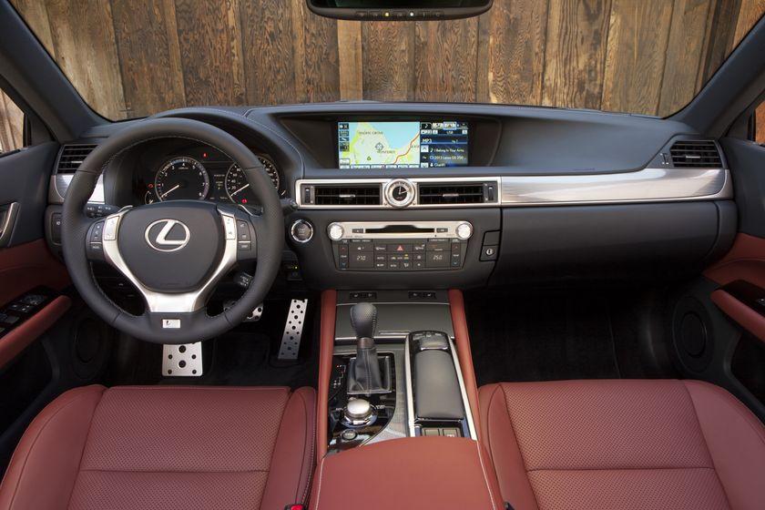 2013 Lexus GS 350 F Sport 45