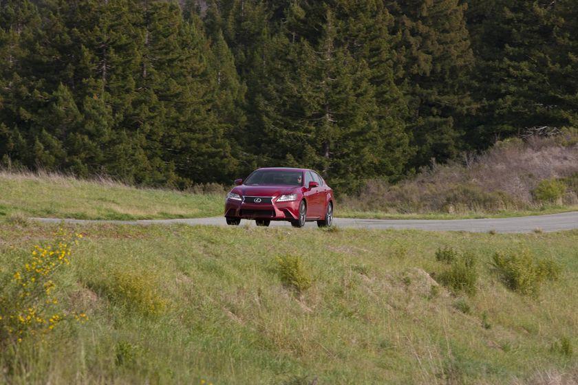 2013 Lexus GS 350 F Sport 34
