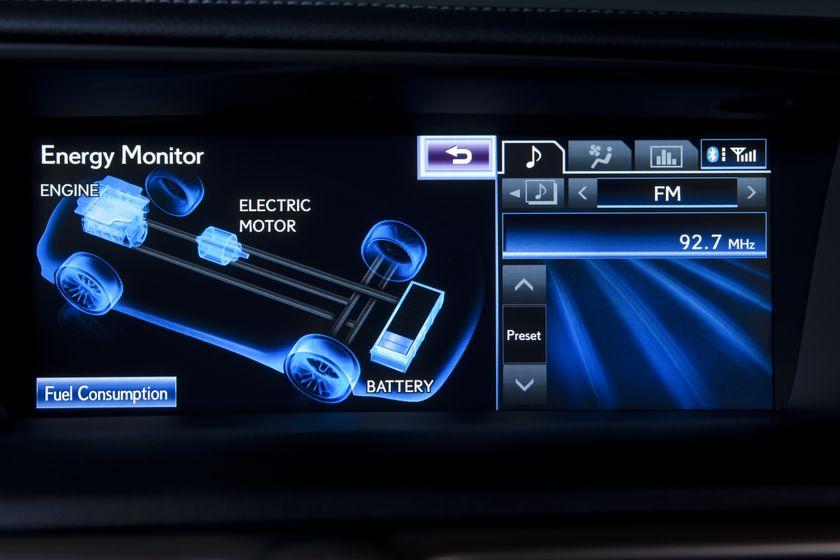 2013 Lexus GS 450h 48