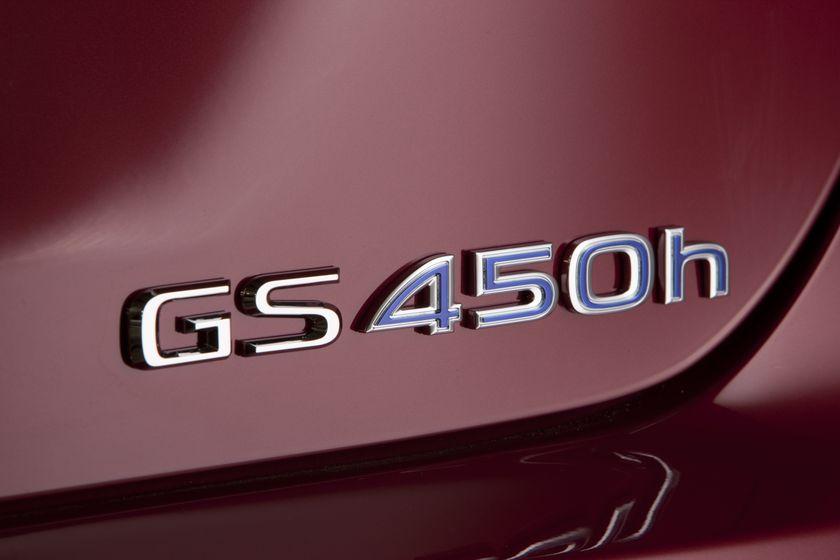 2013 Lexus GS 450h 43