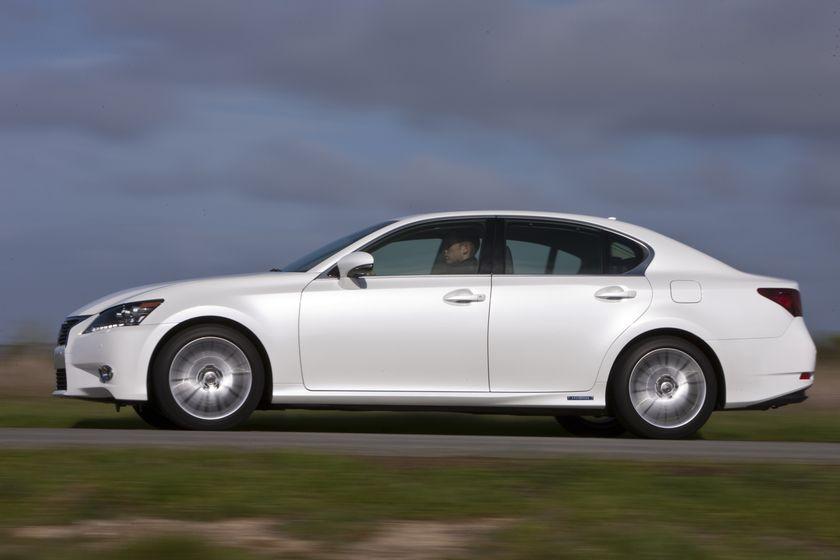 2013 Lexus GS 450h 35