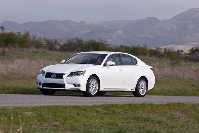 2013 Lexus GS 450h 32