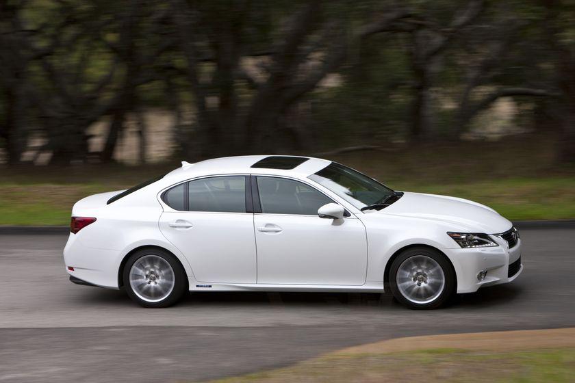 2013 Lexus GS 450h 31