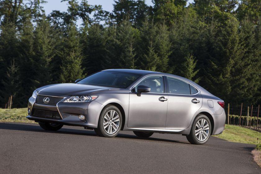 2013 Lexus ES 350 29