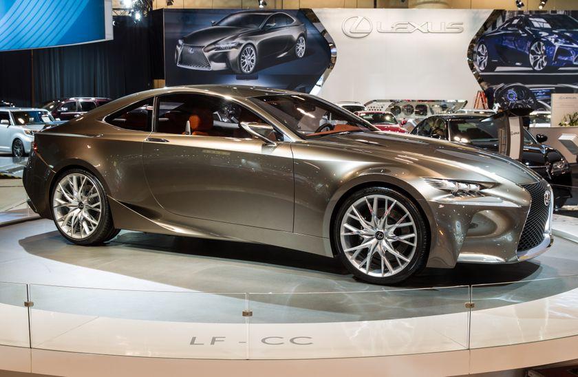 Lexus LF-CC - Auto Show 001