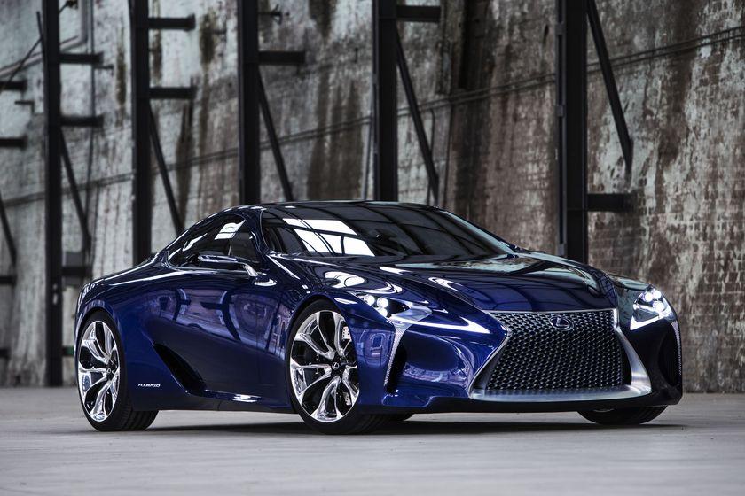 Lexus LF LC Blue 004
