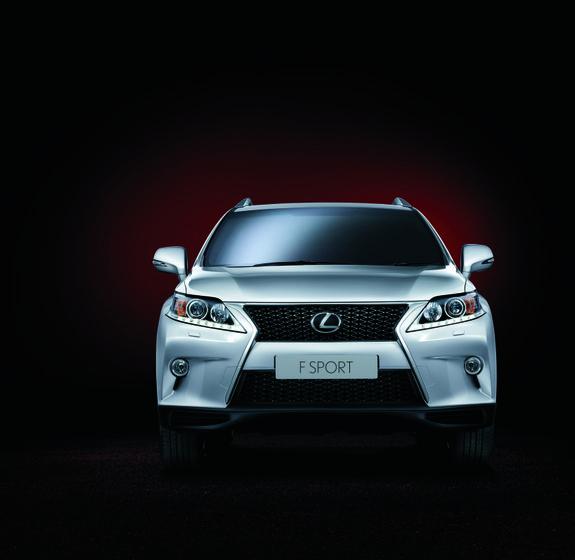 2013 Lexus RX F SPORT 002