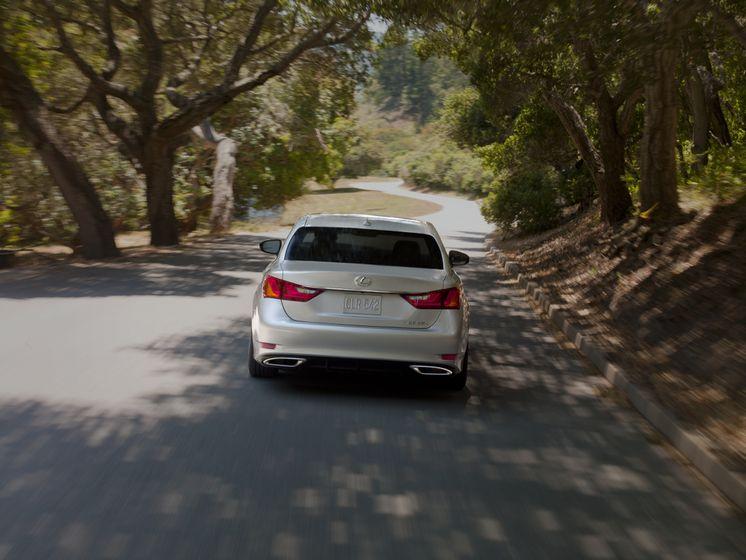 2013 Lexus GS 350 008