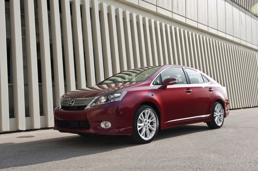 2010 Lexus HS 250h UP 03