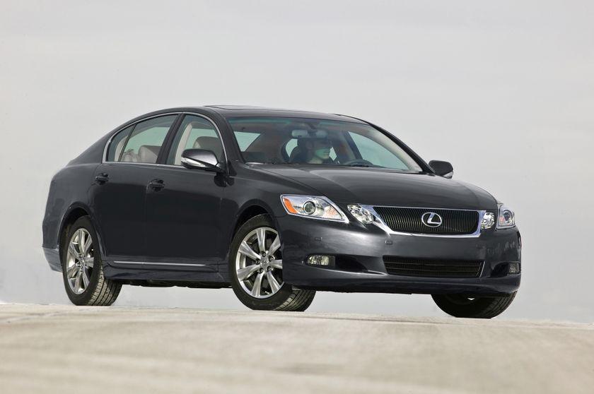 2010 Lexus GS 350 01